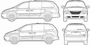 Chrysler voyager 2005 for Custom dodge caravan