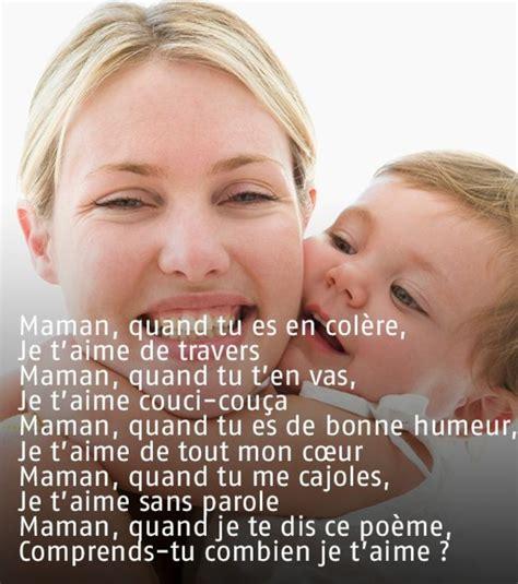 chambre culture occasion quot bonne fête maman quot 15 poèmes pour la fête des mères