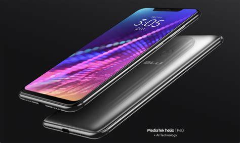 blu debuts  vivo xi smartphone   familiar design