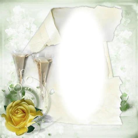 montage photo cadre mariage pixiz