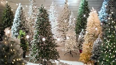 Christmas Artificial Tree Trees Flocked Farm Hayneedle