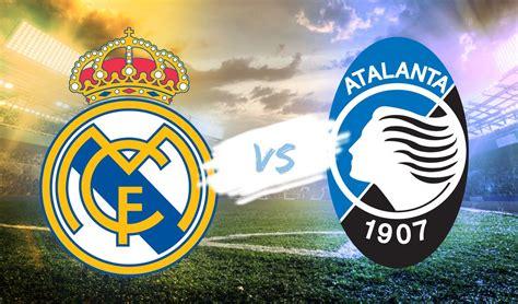 Tarjeta Roja: Real Madrid vs. Atalanta EN VIVO ONLINE ...