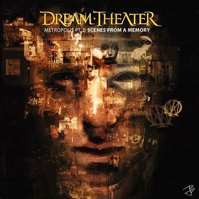 Dream Theater Scenes Metropolis Pt Album Memory