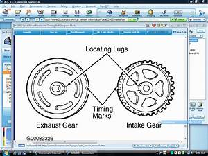 Timing Belt Diagram For 2002 Land Rover Freelander