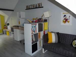 chambre garcon moderne chambre avec salle de bain With salle de bain design avec décoration d anniversaire garcon