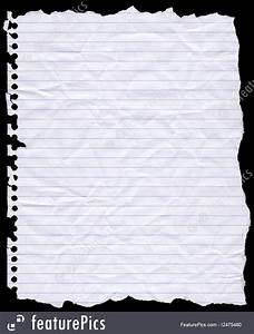 Ripped Notebook Paper Texture | www.pixshark.com - Images ...