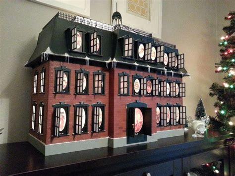 christmas advent house national lampoons christmas