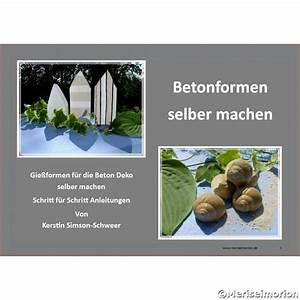 Gartendeko Selber Machen Anleitung : gartendeko aus beton selber machen meriseimorion ~ Whattoseeinmadrid.com Haus und Dekorationen