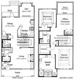 Floor Plans For Homes Two Story Ideas by 2 Story House Floor Plan Lcxzzcom 2 Story House Floor