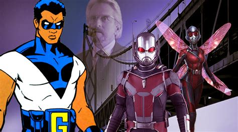 rumor ant man   wasp  introduce bill foster