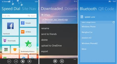 uc browser for windows phone 3 4 0 374 now available for