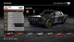 Need for Speed Payback Custom Build Ford Mustang 1965 - YouTube