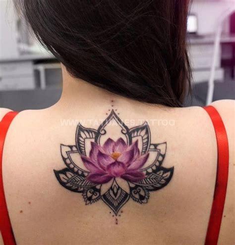 +50 ideas de 【 Tatuajes de Flor de Loto 】 📷 Foto y