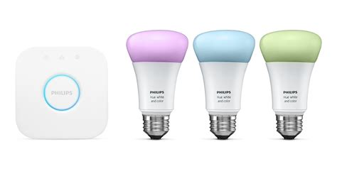 Philips Hue White And Colour Wireless Ambiance Lighting