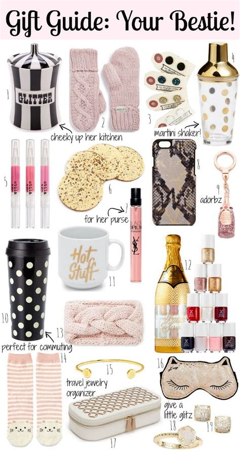 holiday gift guide  bestie christmas gifts