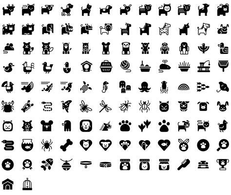 7,000 Native solid icons pack   Round Icons Premium