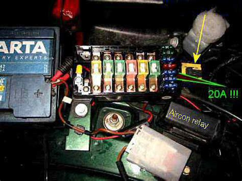 Rover 75 Bonnet Fuse Box by Large Bonnet Epas Fuse Removal Mg Rover Org Forums