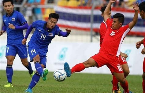Vtv6, vtv5 trực tiếp bóng đá việt nam. Link xem trực tiếp U22 Thái Lan vs U22 Indonesia, 18h30 ngày 26/2