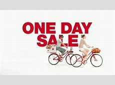 Macy's One Day Sale TV Commercial, 'Apparel, Jewelry and