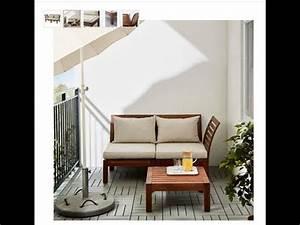 Wäscheständer Für Balkon Ikea : ikea 2017 d mekan bah e balkon mobilyalar youtube ~ Watch28wear.com Haus und Dekorationen