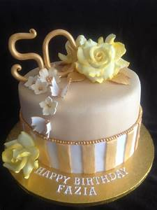 Images Of 50th Birthday Cake Ideas For Women Party ...