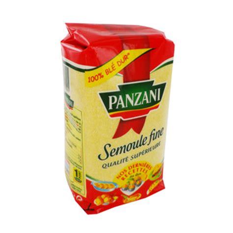 cuisines du monde semoule de ble dur panzani 500g achat en ligne