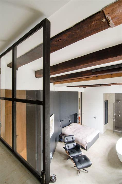 sugar factory  converted  contemporary loft