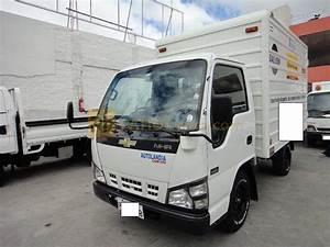 Cami U00f3n Chevrolet Nhr 2009