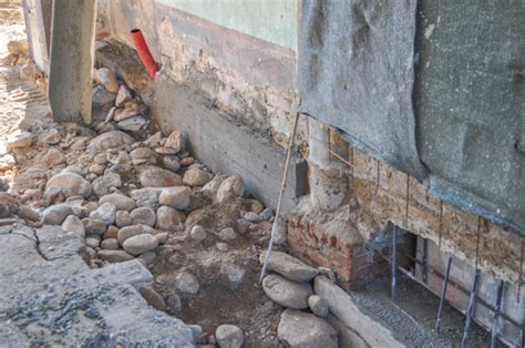 lifting a garage from the foundation what you need to about bench pinning vs underpinning