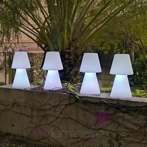 Lampe Extérieure Sans Fil : lampe poser ext rieure casa light h45cm led sans fil ~ Dailycaller-alerts.com Idées de Décoration