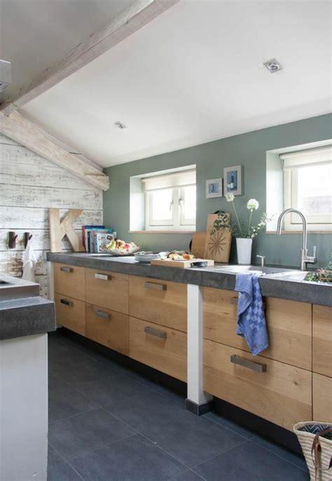 quelle couleur de mur pour une cuisine grise 1001 id 233 es pour d 233 cider quelle couleur pour les murs d une cuisine adopter les int 233 rieurs en