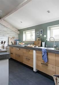 1001 idees pour decider quelle couleur pour les murs d With meuble de cuisine blanc quelle couleur pour les murs