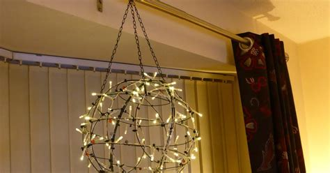 Bell Tent Chandelier by Cervic Bell Tent Chandelier