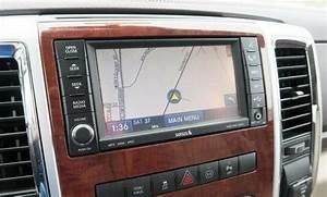 Dodge Ram 1500 2500 3500 Hd Rer 730n Dvd Gps Navigation Sirius Radio 2010 2009