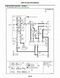 2003 Nissan Frontier Service Repair Manual