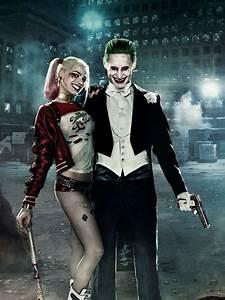Suicide Squad 2016 Movie Movie Silk Fabric Poster 16 U0026quot X21 U0026quot  Harley Quinn Joker