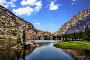 Elk Lake Montana Beartooth
