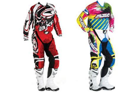 axo motocross gear axo releases 2010 motocross range motoonline com au