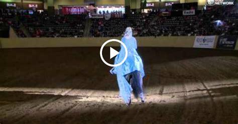 elsa   horse  daughter       amazing video