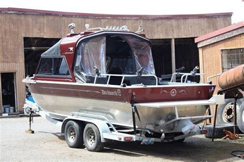 Duckworth Hardtop Boats For Sale by 2000 Used Duckworth 21 Magnum 3 4 Hardtop Jet Boat For