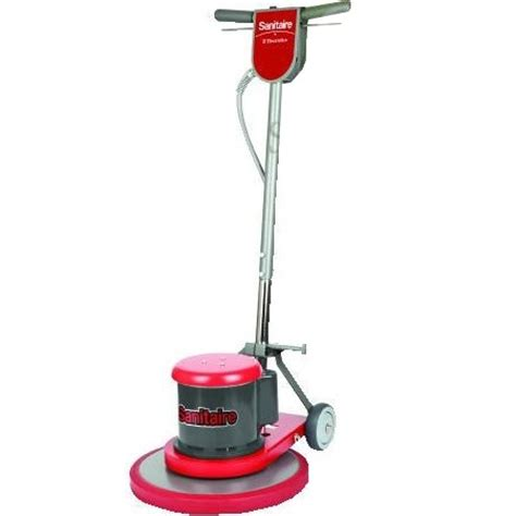 commercial floor scrubber vacuum sanitaire floor machine scrubber polisher and