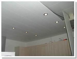 kitchen in 9 kubb3 With porte d entrée pvc avec faux plafond de salle de bain