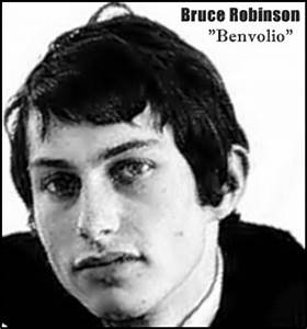 Bruce Robinson | Bruce Robinson born 2 may 1946 is an Engl ...
