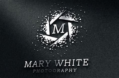 modern photographer logo logo templates creative market