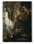 Orpheus And Eurydice Painting by Peter Paul Rubens and ...