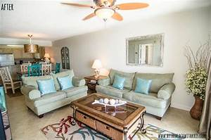 House Stalking – a Beach Condo Before & After