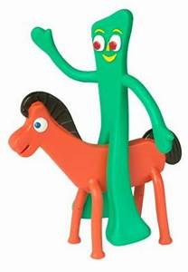 17 Best images about Gumby on Pinterest | Twists, Age 3 ...