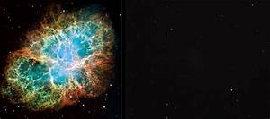 M1 CRAB NEBULA; HUBBLE vs. MY 8 INCH CELESTRON. | DanSpace77