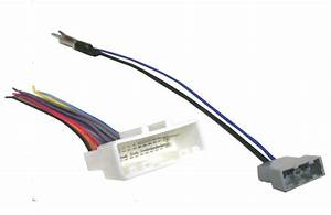 Car Stereo Wiring Combo Harness   Antenna Adapter Fits