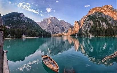 Lake Mountain Landscape Nature Water Italy Forest